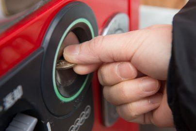 自販機の硬貨投入口が「縦」と「横」があるのはなぜ?のサムネイル画像