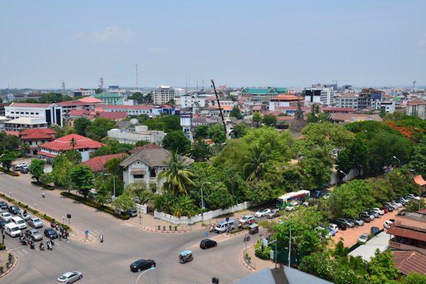 経済成長を遂げるラオスの首都「ビエンチャン」の不動産事情