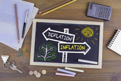 インフレ時とデフレ時における資産運用の考え方のサムネイル画像
