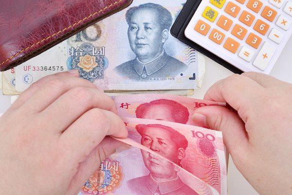 中国の影子銀行(シャドーバンキング)が初の縮小へ