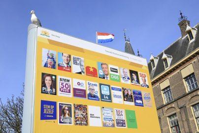 オランダ下院議会選挙、極右勢力届かず中道右派の自民党が第一党死守のサムネイル画像