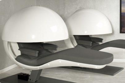 大学構内に快眠マシン「Nap Pod」設置提案ーーエディンバラ大学のサムネイル画像
