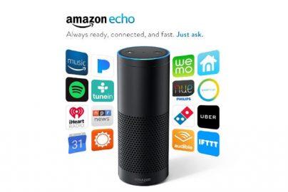「声で買い物」Amazon Echoに搭載の音声認識技術「Alexa(アレクサ)」 日本語対応は?のサムネイル画像