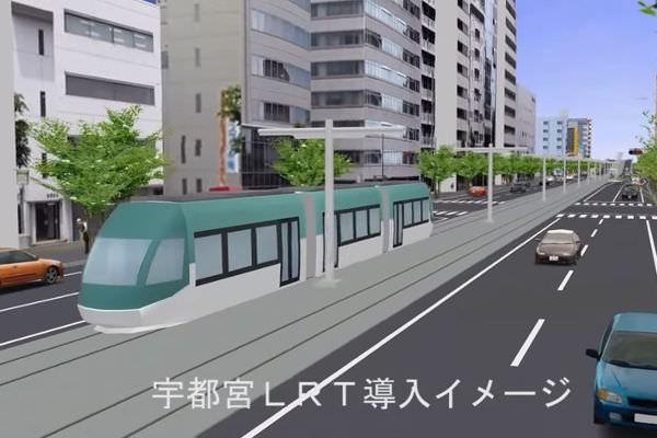 宇都宮、横浜、八王子……首都圏の自治体が注目する「LRT」とは