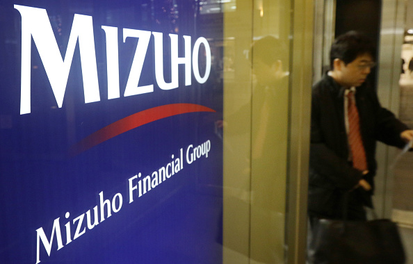 Mizuho Bank Ltd. Branches As Mizuho Financial Group Inc. Reports Third-Quarter Earnings