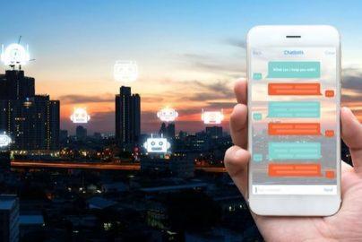 Chatbotを使い金融窓口で存在感を高めるFacebook Messengerのサムネイル画像
