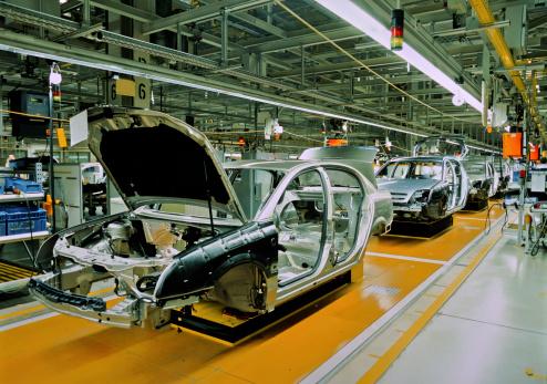 トヨタの2月生産台数が前年比で5.1%の微減のサムネイル画像