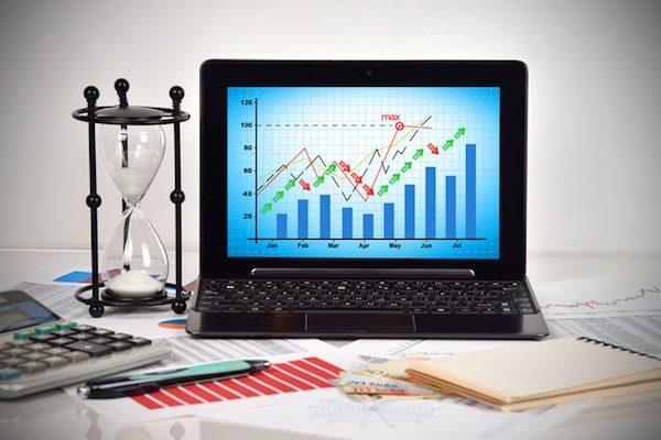 各ネット証券会社のチャート機能と特徴を徹底比較