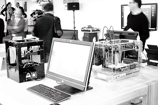 3Dプリンターの2強、3Dシステムズとストラタシスを徹底比較のサムネイル画像