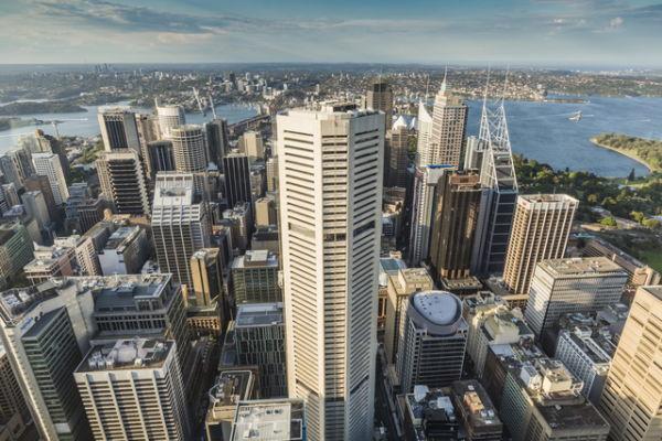 シドニー,オフィス市場