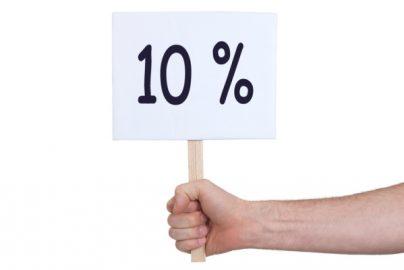 お金持ちの投資術「負け上手」になるための「10%ルール」とは?のサムネイル画像