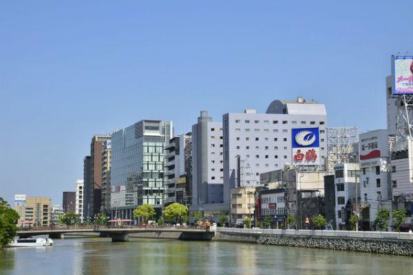 中州,博多,福岡市