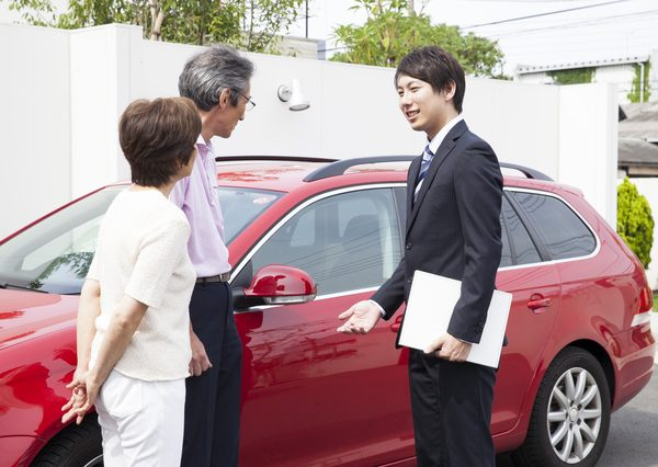 1日自動車保険とは?選び方を解説