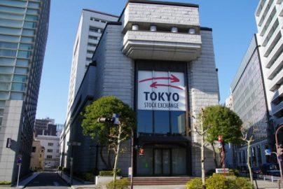 東証1部時価総額が過去最高の613兆円、15年8月の記録を更新のサムネイル画像