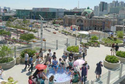 東京とソウル、首都玄関駅の利用者に8倍以上の差 ソウル駅の再開発事業が活性化につながらない理由のサムネイル画像