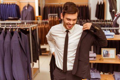 スーツのサイズの測り方・選び方 自分にぴったりのスーツを知るのサムネイル画像