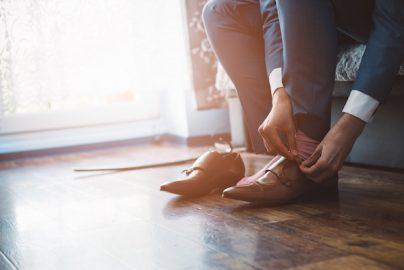 スーツの靴はどれを履けばいい?基本的な知識からシーン別選び方とブランドまでのサムネイル画像