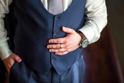 スーツのベストを着る理由~着こなすためのポイント・マナーのサムネイル画像